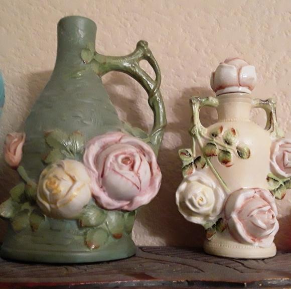 Made in Germany Other - Vintage Rose Bottles